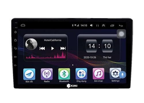 màn hình ô tô dvd android kimi k3 pro dsp 32 eq