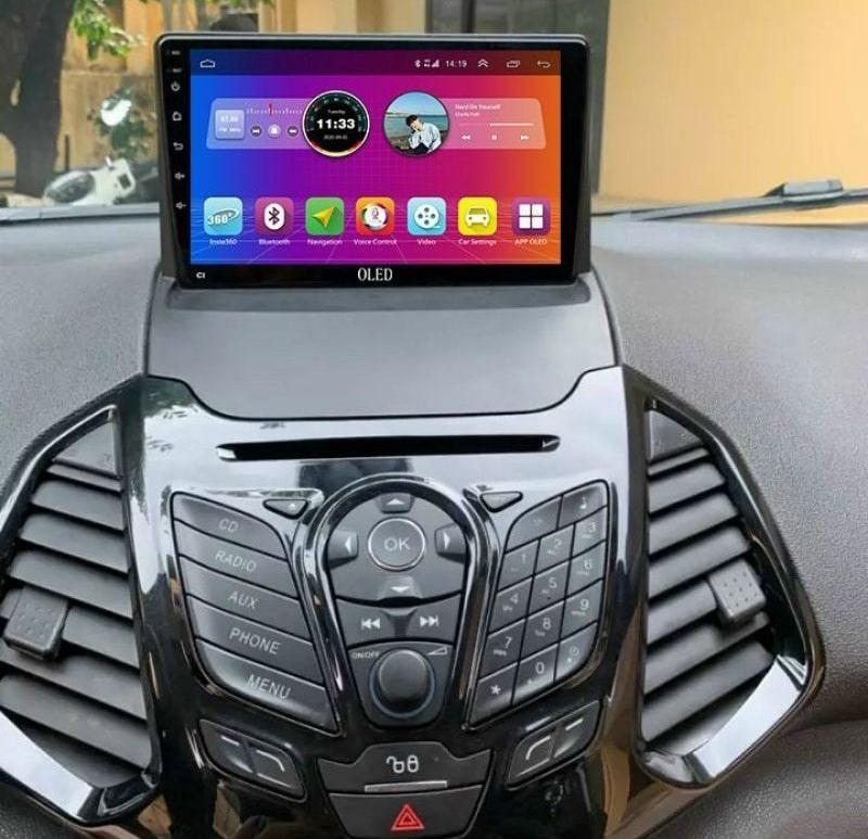 màn hình dvd ô tô android oled chính hãng