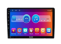 Màn hình ô tô DVD Android Oled C1s liền camera 360