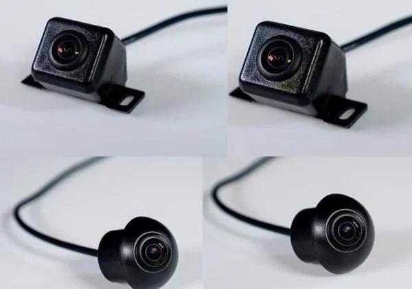 hệ thống mắt camera 360 độ của oled c1s