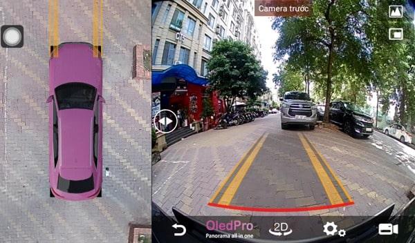 giám sát hành trình xe thông minh bằng oled c8s new