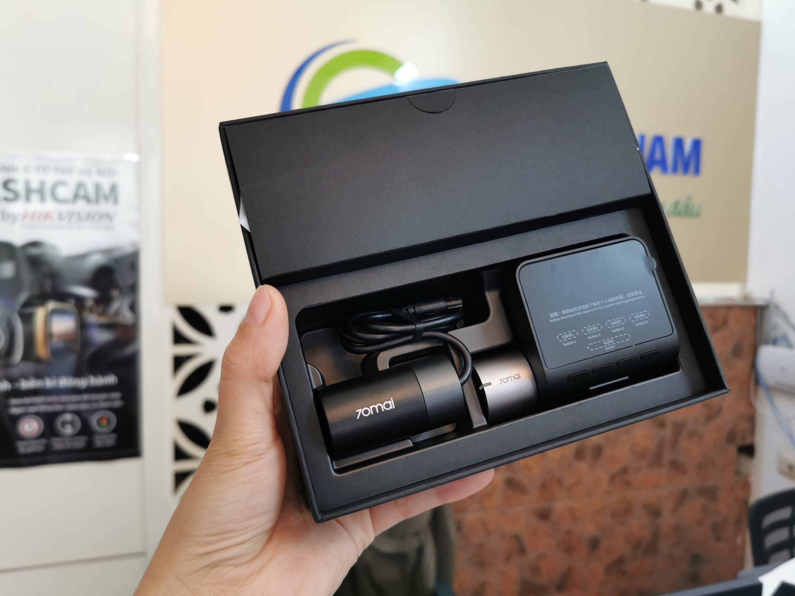 camera giám sát hành trình hiện đại