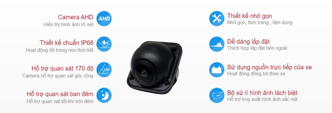 những tính năng nổi bật của camera cập lề vietmap rc01