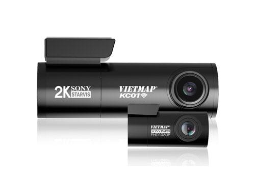 camera hành trình vietmap kc01 pro cảnh báo giao thông