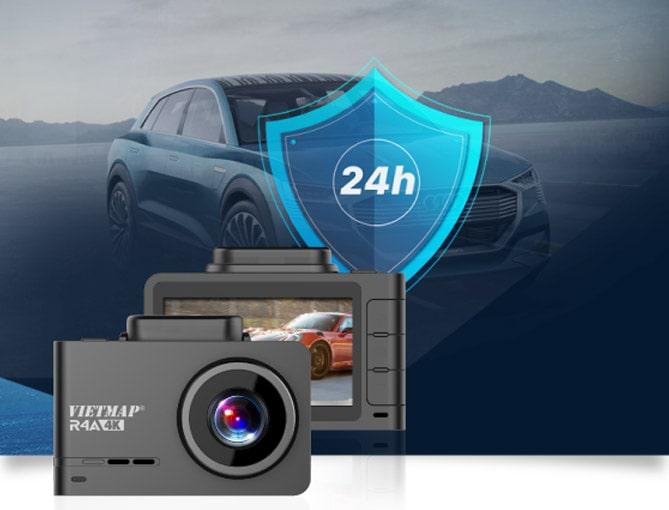 thiết bị giám sát hành trình, bảo vệ ô tô và người lái xe vietmap r4a