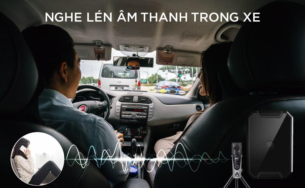 thiết bị định vị nghe lén thông minh