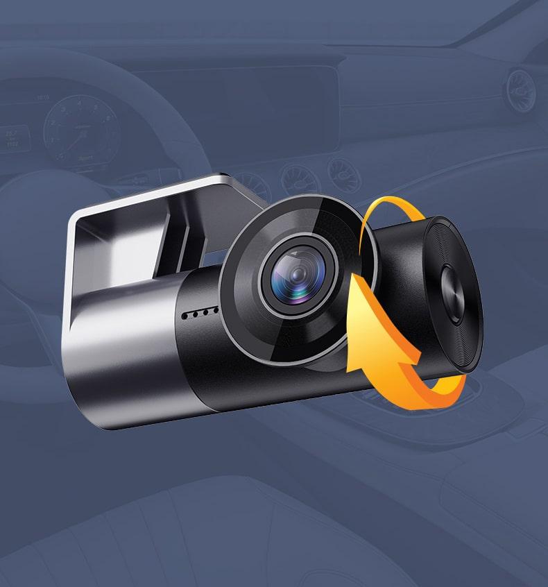 camera hành trình ô tô nhỏ nhất thị trường