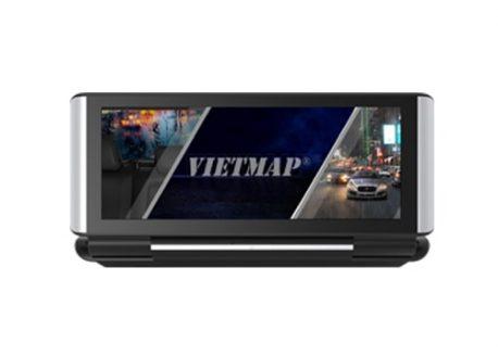 camera hành trình vietmap d22 đặt tablo xe wifi, gps, 4g