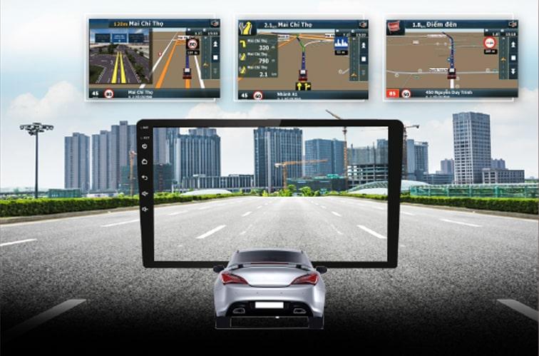 vietmap d22 thiết bị dẫn đường chuyên nghiệp cho tài xế việt