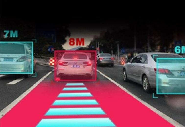 camera hành trình ô tô vietmap d22 có cảnh báo lái xe an toàn adas