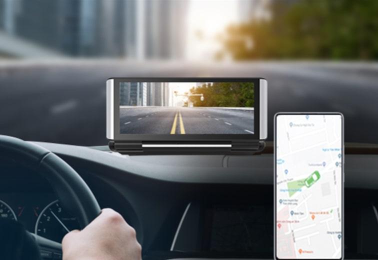 quản lý - giám sát xe 24/24 bằng vietmap d22