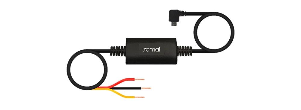 bộ kít nguồn đấu điện 70mai hỗ trợ chức năng giám sát đỗ xe
