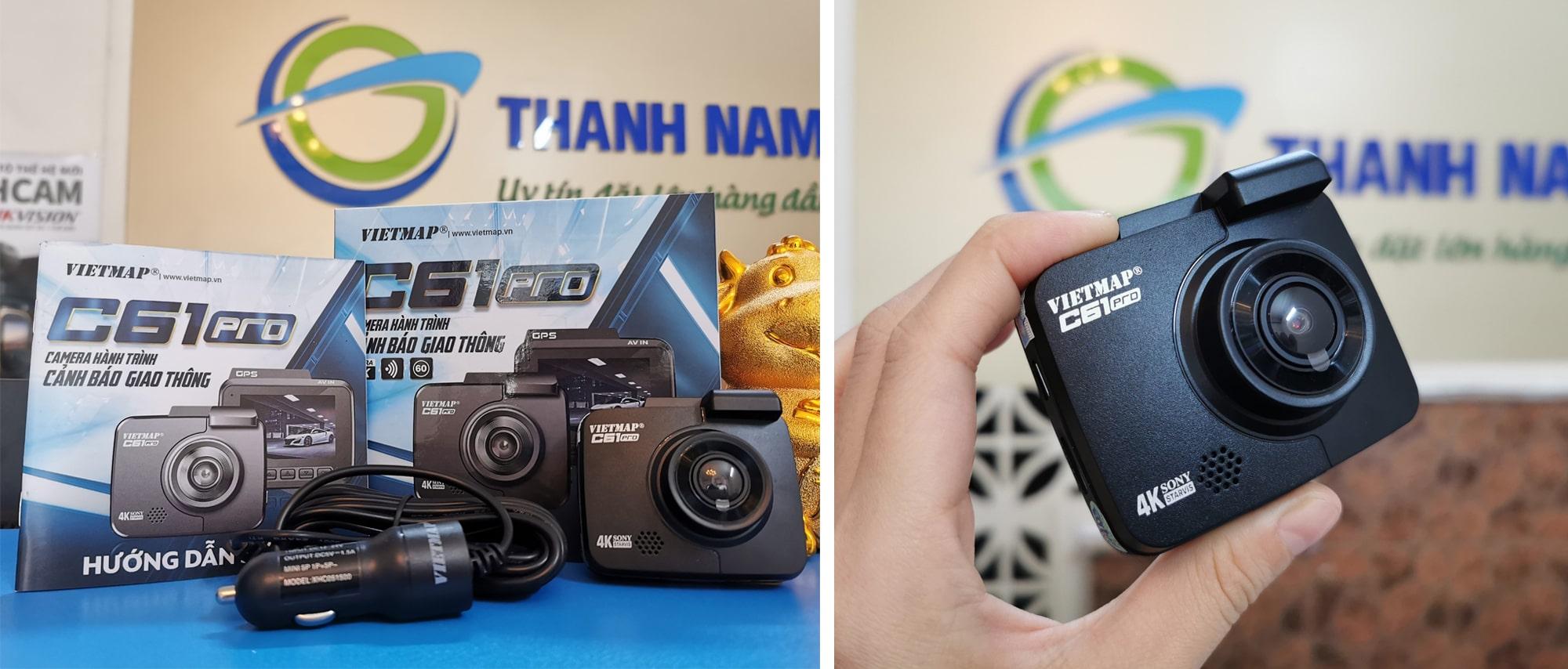 camera hành trình vietmap c61 pro