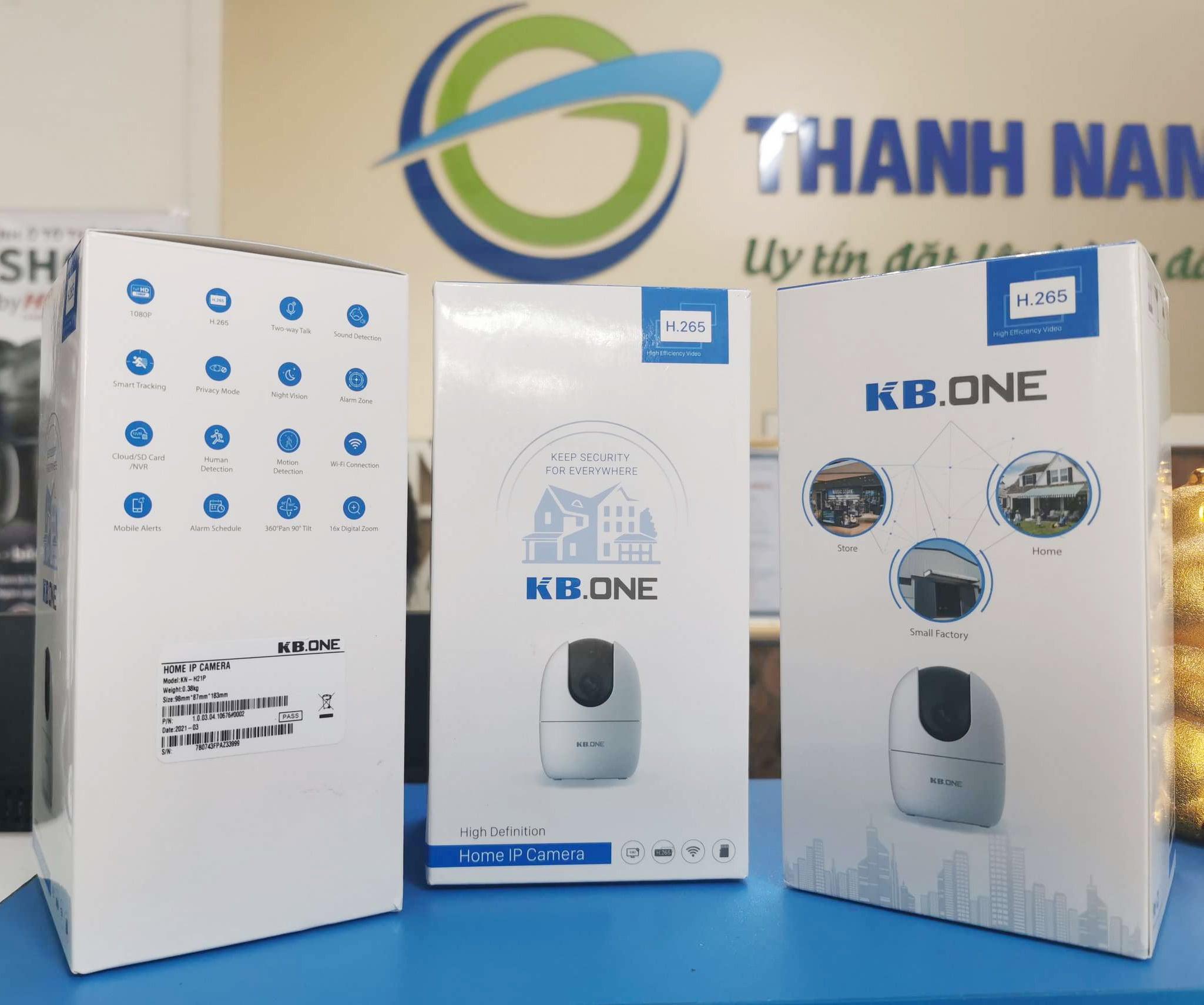 camera giám sát an ninh trong nhà kbone kn-h21pw
