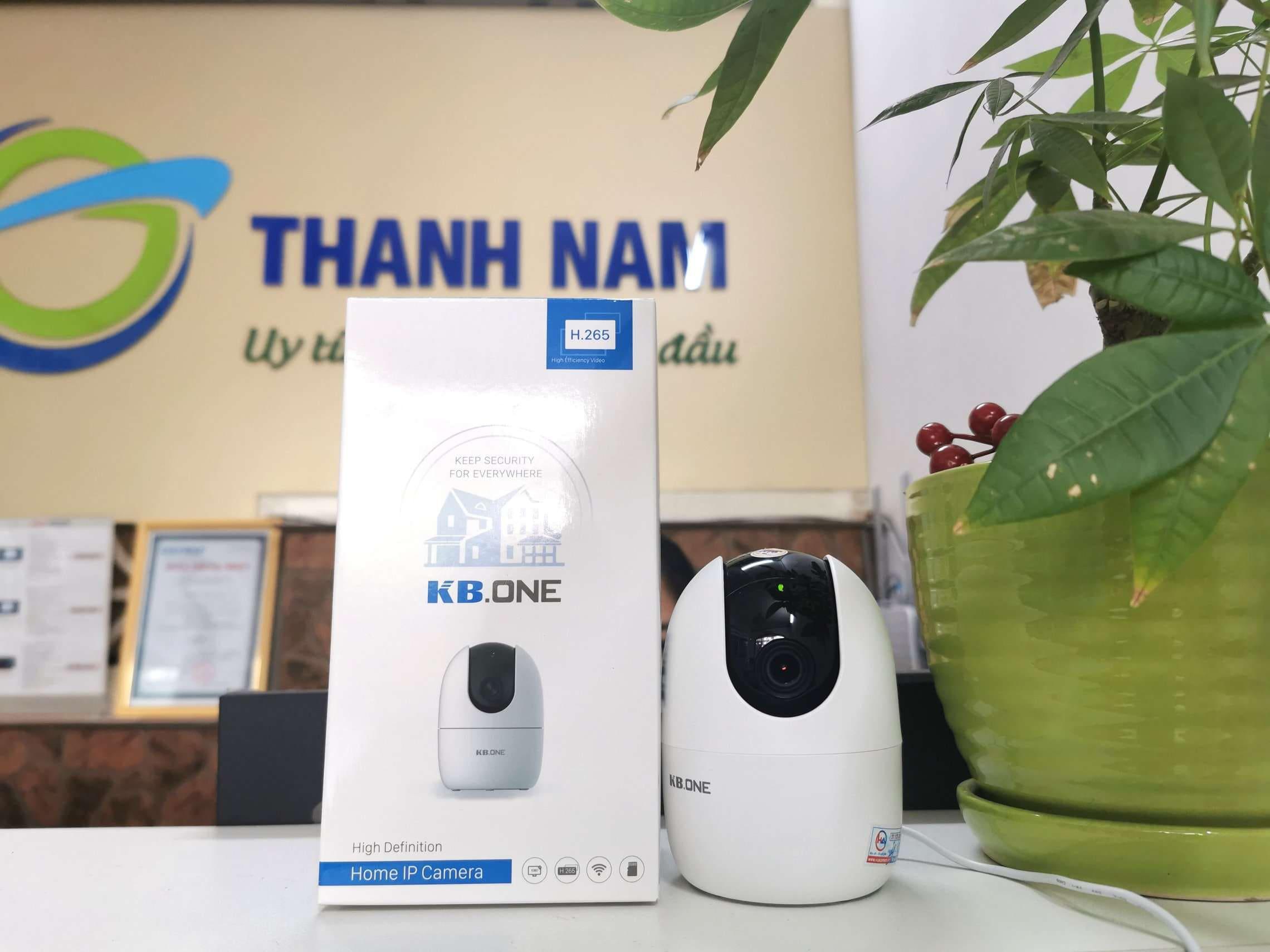 camera giám sát an ninh giá rẻ kbone
