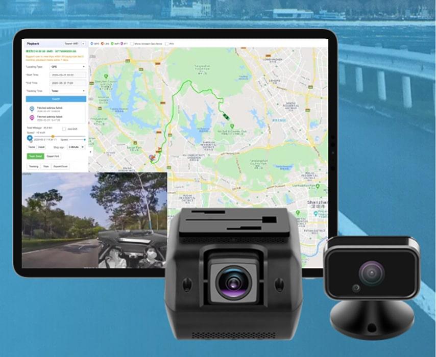 camera giám sát hành trình trực tuyến đạt chuẩn nghị định 10 tc400