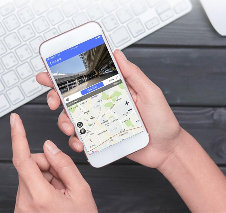 giám sát hành trình xe trực tuyến qua kết nối 4g
