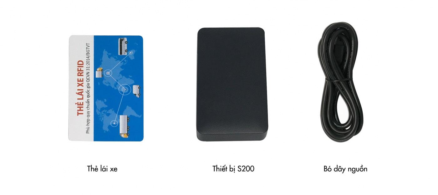 thiết bị định vị s200 hợp quy chuẩn bộ GTVT